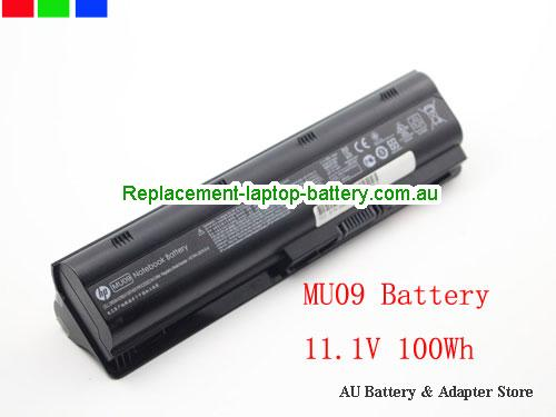 HP 593554-001 Battery 100Wh 11.1V Black Li-ion