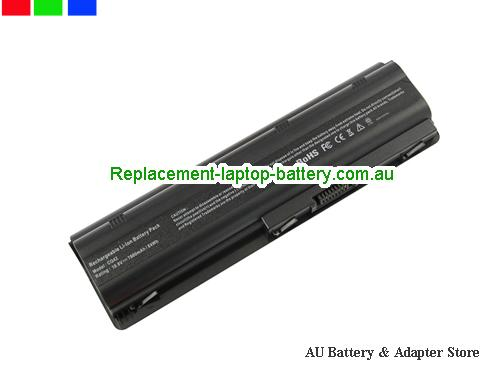 HP dv6-bo7tx Battery 7800mAh 10.8V Black Li-ion