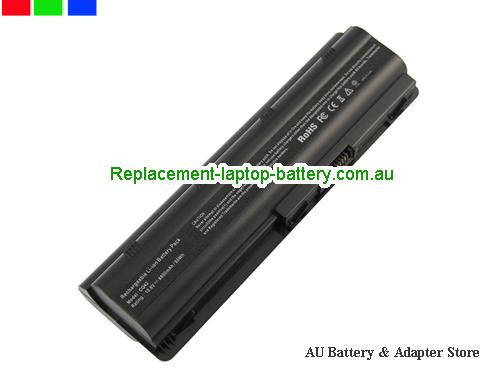 HP 593554-001 Battery 8800mAh 10.8V Black Li-ion