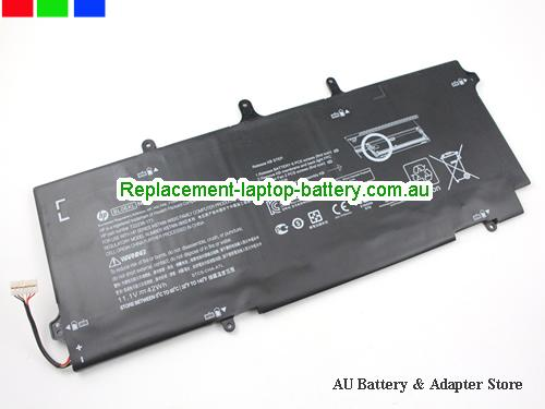 HP 722297-005 Battery 42Wh 11.1V Black Li-ion
