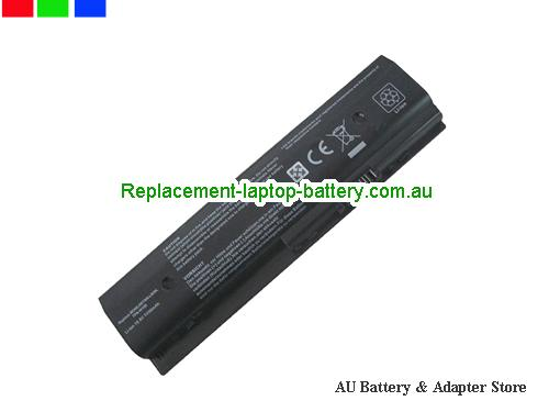 HP HSTNN-YB3N Battery 5200mAh 11.1V Black Li-ion