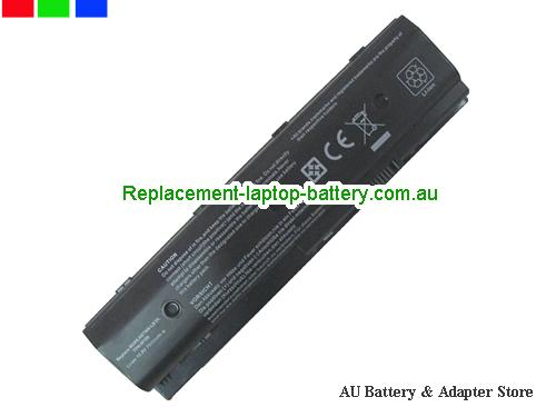HP HSTNN-YB3N Battery 7800mAh 10.8V Black Li-ion