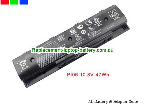 AU Genuine HP 10.8V 4200mAh 47Wh Original Battery PI06 710416-001 709988-421