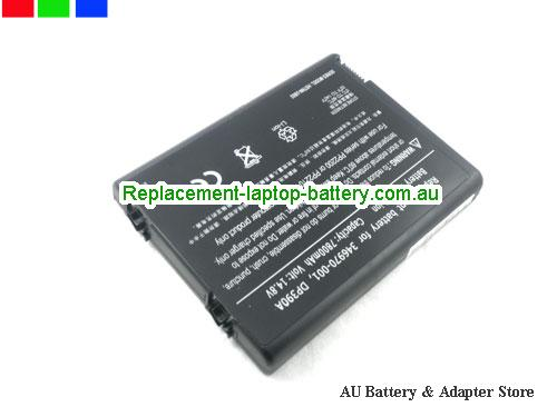 HP COMPAQ 371914-001 Battery 6600mAh 14.8V Black Li-ion