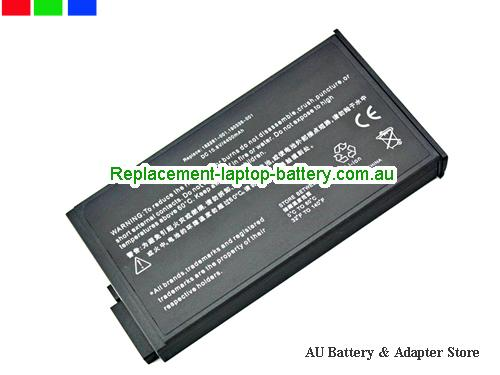 HP PP2140 Battery 4400mAh 10.8V Black Li-ion