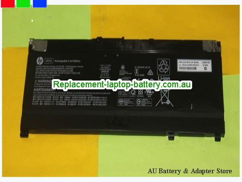 HP PAVILION 15-CX0067TX Battery 4550mAh, 52.5Wh  11.55V Black Li-Polymer