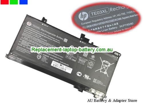 HP 849570-541 Battery 5150mAh, 61.6Wh  11.55V Black Li-ion