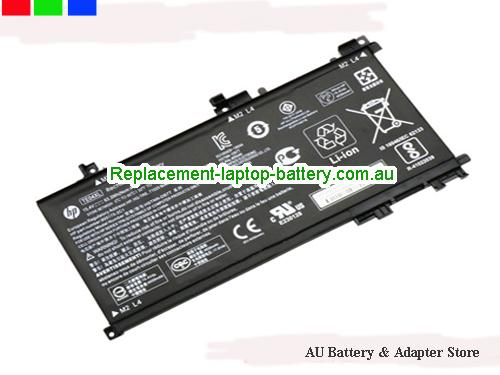 HP Pavilion 15-BC208TX Battery 4112mAh 15.4V Black Li-Polymer