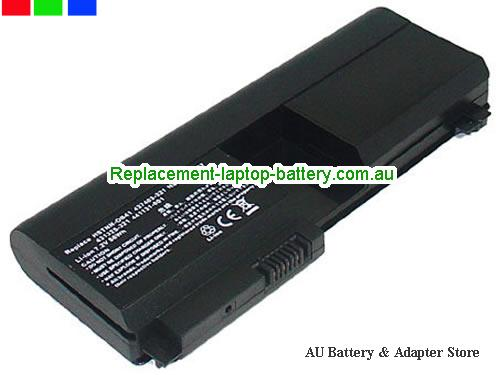 HP 437403-321 Battery 6600mAh 7.2V Black Li-ion