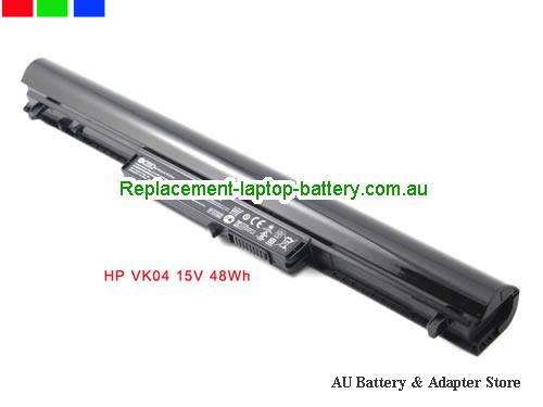 HP Pavilion 14-B132TX Battery 37Wh 14.4V Black Li-ion