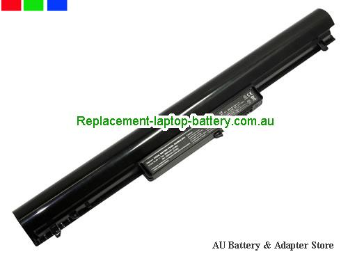 HP Pavilion 14-B132TX Battery 2600mAh, 37Wh  14.4V Black Li-ion