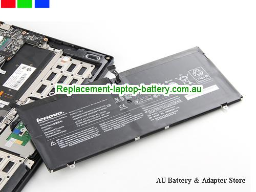 AU Genuine New L12M4P21 54Wh Battery For Lenovo Yoga 2 Pro 13 Y50-70AS-ISE Laptop