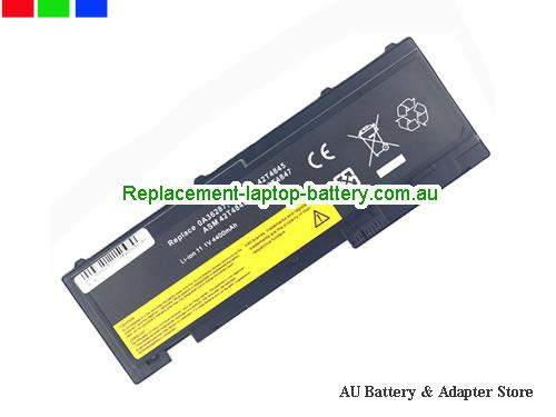 LENOVO ThinkPad T430S Battery 4400mAh 11.1V Black Li-ion