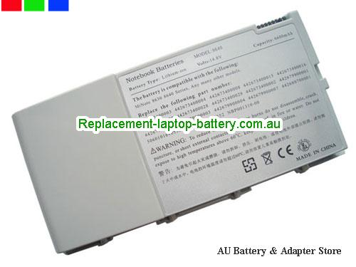 MITAC NBP001310-00 Battery 4400mAh 14.8V Grey Li-ion