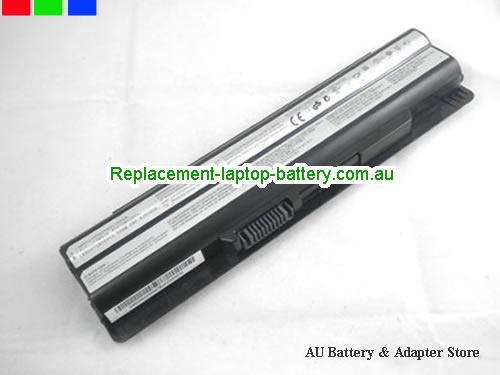 MSI CR70 Battery 4400mAh, 49Wh  11.1V Black Li-ion
