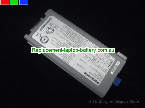 PANASONIC CF-53SSLAY1M Battery 7800mAh 11.1V Grey Li-ion