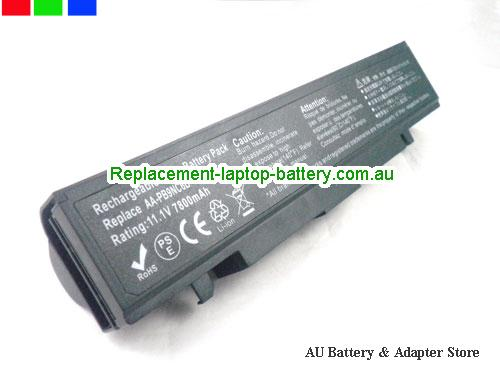 SAMSUNG NP300E7A-A04 Battery 7800mAh 11.1V Black Li-ion