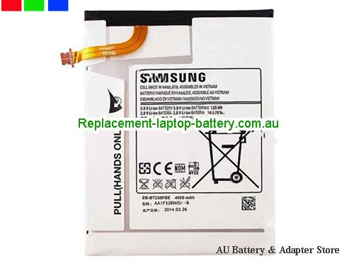 AU Samsung EB-BT230FBE EBBT230FBE Battery  For GALAXY TAB 4 7.0 SM-T230