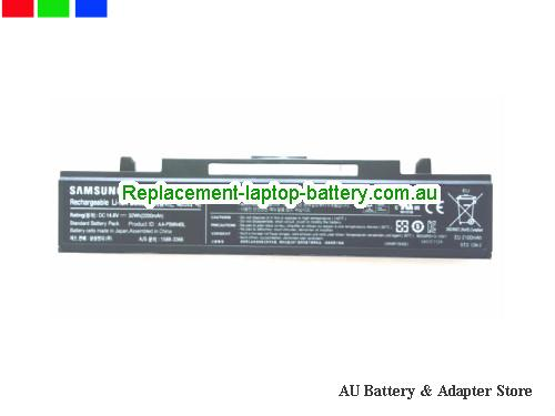 SAMSUNG NP-RV415-CD1BR Battery 2200mAh, 32Wh  14.8V Black Li-ion