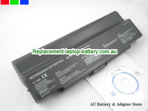 SONY VGP-BPS9/B Battery 10400mAh 11.1V Black Li-ion