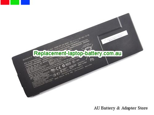 SONY VGP-BPS24 Battery 4400mAh, 49Wh  11.1V Black Li-ion