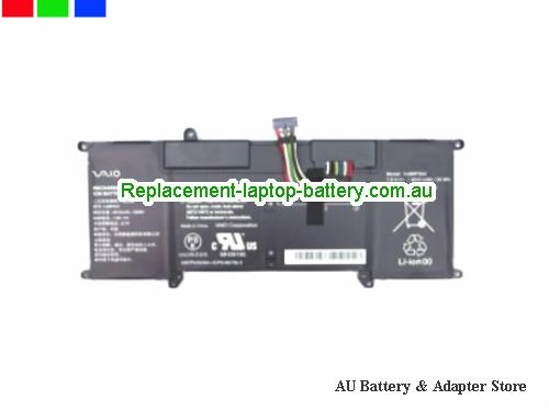 SONY VJS112C0311S Battery 4610mAh, 35Wh  7.6V Black Li-Polymer