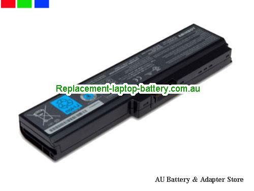 TOSHIBA Satellite L645 Series Battery 22Wh 11.1V Black Li-ion