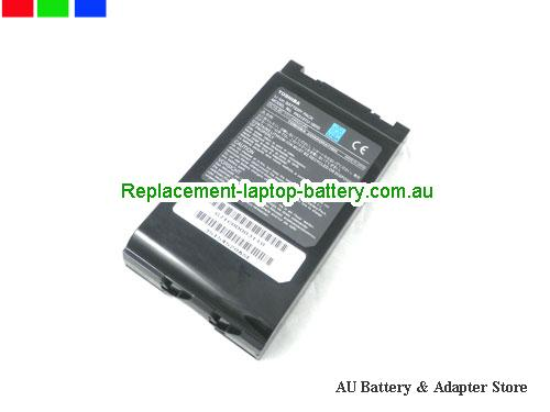 TOSHIBA PS610E-NGYSM-EN Battery 4400mAh 10.8V Black Li-ion