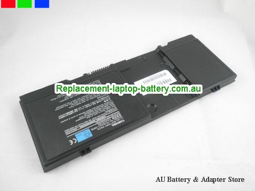 TOSHIBA P000478850 Battery 4000mAh 10.8V Black Li-ion
