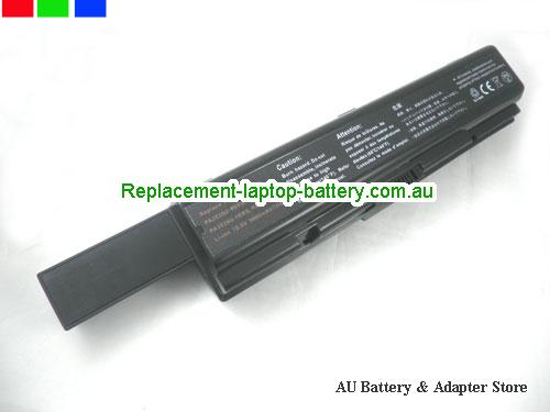 TOSHIBA Satellite A205-S5806 Battery 8800mAh 10.8V Black Li-ion
