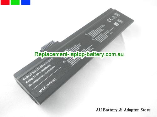 ADVENT L51-4S2200-S1P3 Battery 2200mAh 14.8V Black Li-ion