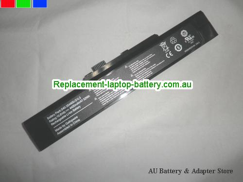 ADVENT S403S4400G1L3 Battery 4400mAh 10.8V Black Li-ion
