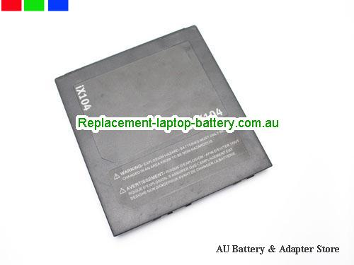 AU Xplore ix104 battery 909T2021F 11-01019 BTP-87W3 9250mah