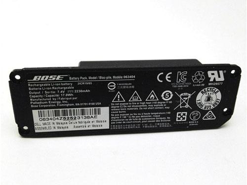 For 063404 -- BOSE 063404 Battery For Mini Bluetooth Speaker