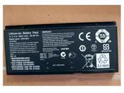 Original GND-B30 Battery For GIGABYTE M1405 Laptop 3600Mah