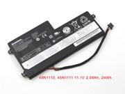 Genuine Built-in Battery 45N1108 45N1109 45N1110 45N1111 Lenovo ThinkPad T440S T440 X230s X240 S440 S540 Series Laptop