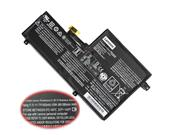 For L15M3PB1 -- Genuine LENOVO N23 Yoga Battery 4050mAh, 45Wh , 11.1V, Black , Li-ion