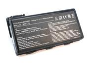 Replacement Laptop Battery for  7800mAh CELXPERT BTY-L75, 91NMS17LF6SU1, BTY-L74, 91NMS17LD4SU1,