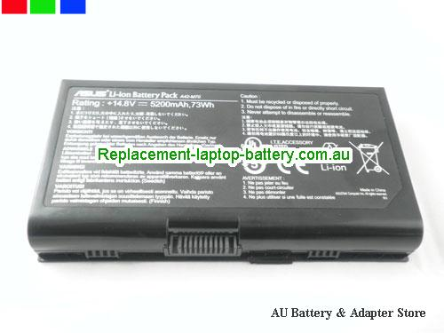 image 5 for Battery A42-M70, Australia ASUS A42-M70 Laptop Battery In Stock With Low Price