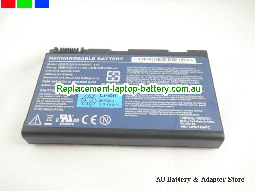 image 5 for Battery LIP6219IVPC SY6, Australia ACER LIP6219IVPC SY6 Laptop Battery In Stock With Low Price