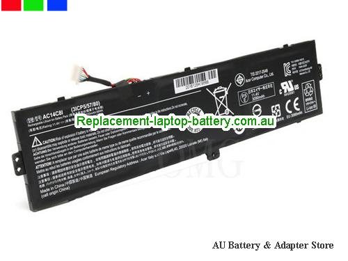 image 1 for Au online offer ACER AC14C8I Battery For Aspire Switch 12 notebook Black