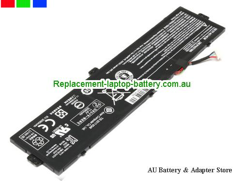 image 5 for Au online offer ACER AC14C8I Battery For Aspire Switch 12 notebook Black