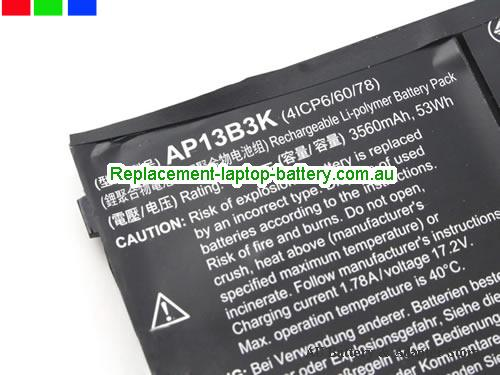 image 2 for Battery 552PG, Australia ACER 552PG Laptop Battery In Stock With Low Price