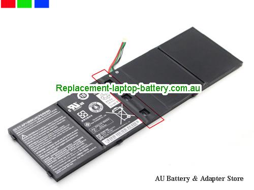 image 1 for Au online offer New Genuine AP13B8K Battery For Acer Aspire M5-583 V5-573 Laptop 53Wh Black