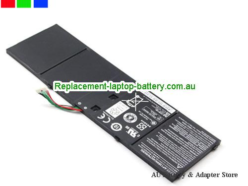 image 2 for Au online offer New Genuine AP13B8K Battery For Acer Aspire M5-583 V5-573 Laptop 53Wh Black