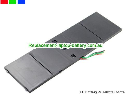 image 3 for Au online offer New Genuine AP13B8K Battery For Acer Aspire M5-583 V5-573 Laptop 53Wh Black