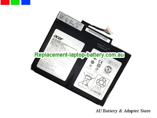image 5 for Au online offer Genuine ACER AP16B4J Battery For Aspire Switch Alpha 12 SA5-271 series Black