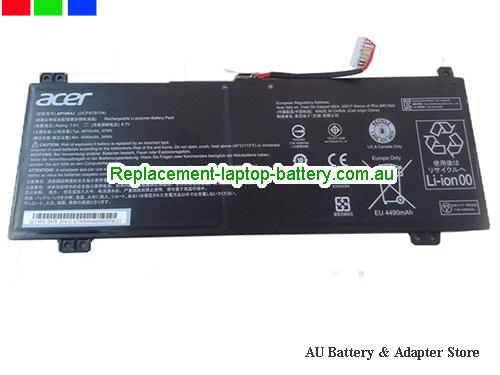 image 1 for Au online offer ACER AP16K4J Battery li-ion 37wh 4860mah 7.6V Black
