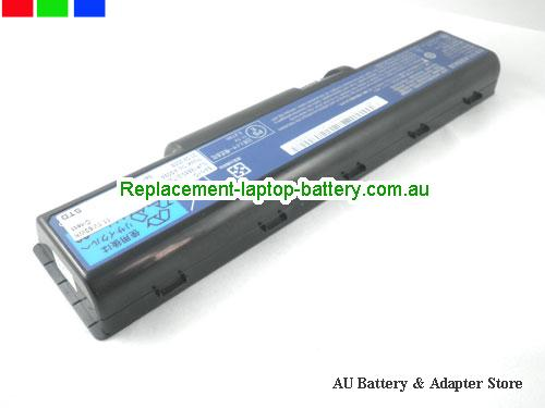 image 4 for Au Replacement Laptop Battery for  ACER AS09A73, AS09A70, AS09A75, AS09A71,  Black, 46Wh 11.1V