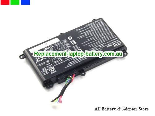 image 1 for Au online offer Genuine Acer AS15B3N Battery For Predator 15 17 Series Laptop 88.8Wh Black